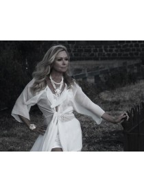 Midnight Angel Necklace