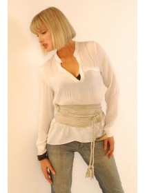 Italian Vintage Leather Belt