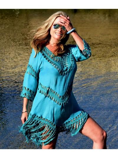 Turquoise Beach  Dress/Top